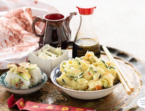 Insalata di patate alla giapponese