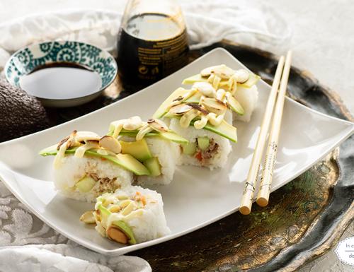 Sushi senza alga