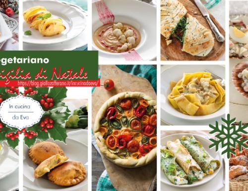 Menù vegetariano per la vigilia di Natale