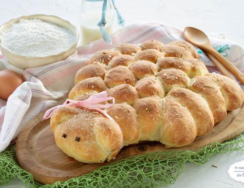 Agnellino di pane