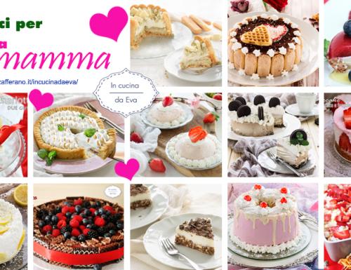 50 dolci per la festa della mamma