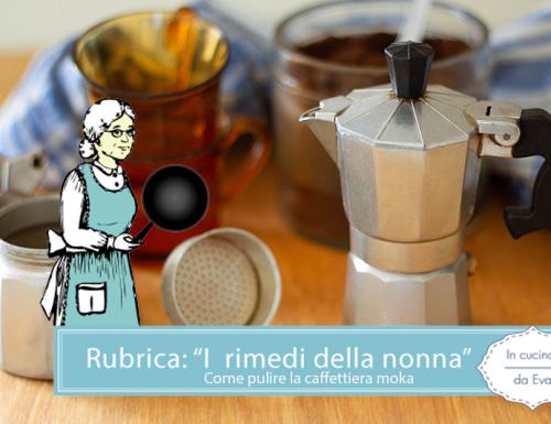 Come pulire la caffettiera moka