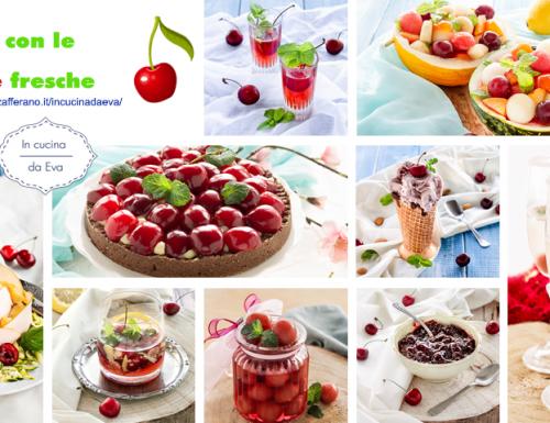 Ricette con le ciliegie fresche