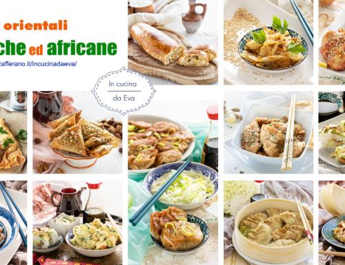 Ricette orientali asiatiche ed africane