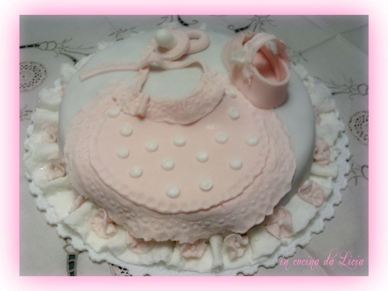 Eccezionale Torta di pasta di zucchero | In Cucina da Licia BA99
