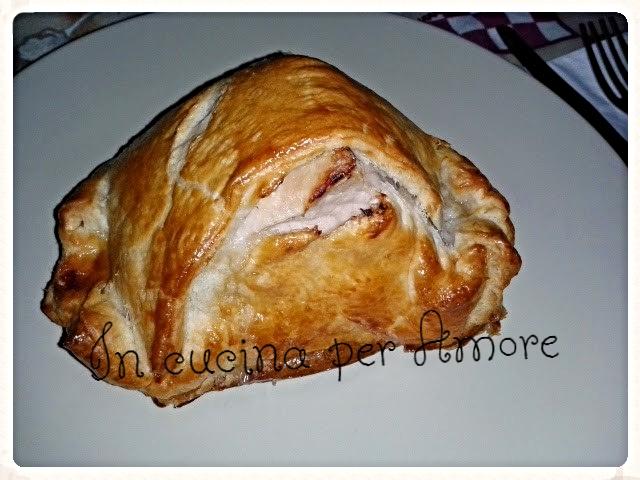 Arista In Crosta Di Pasta Sfoglia In Cucina Per Amore