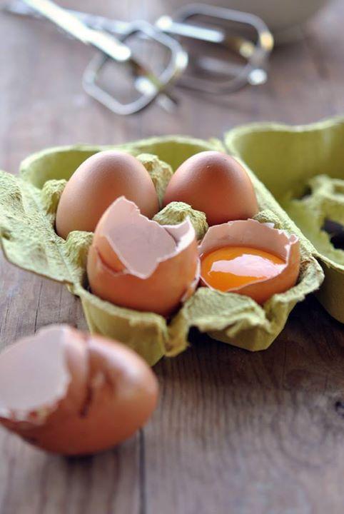 Rapporto uova/teglia per Pan di Spagna
