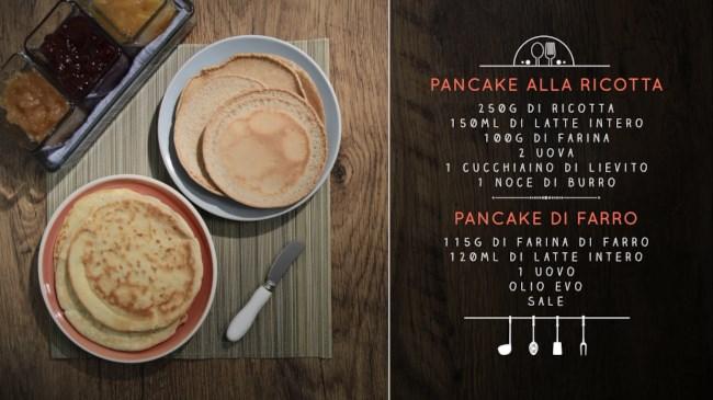 I pancakes di chiara maci in cucina per amore - Chiara blogger cucina ...