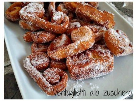 Ventaglietti allo zucchero