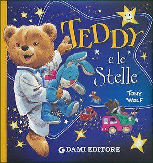 Teddy e le stelle… un libro per farlo dormire