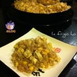 insalata di quinoa e tofu