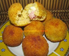 Potato Balls, Palle di Patate