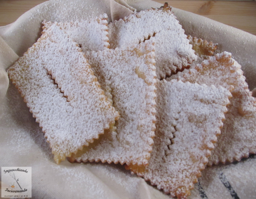 Chiacchiere o Frappe