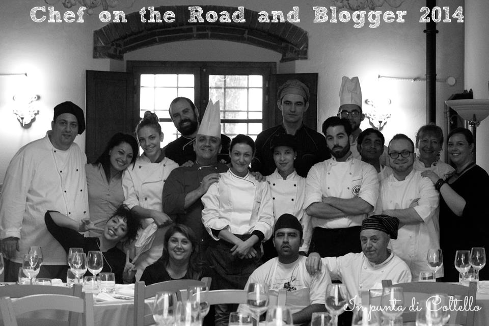 "Chef on the Road and … Blogger 2014 ""Un successo all'insegna dell'amicizia"""