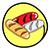 17544233-alimenti-e-prodotti-da-forno-un-cartoon-illustrazione-di-una-pagnotta-di-pane-icona-in-yellow-circle