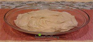 Pasta choux con olio