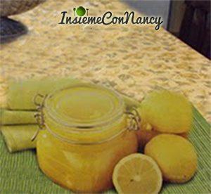 Curd al limone
