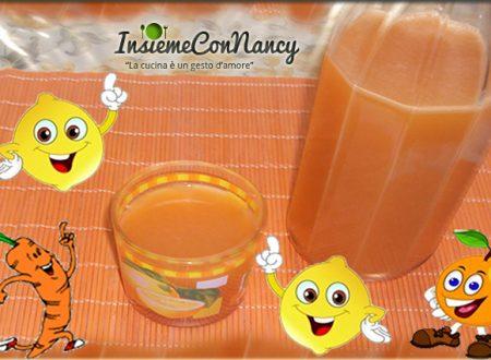 ACE arancia carota e limone