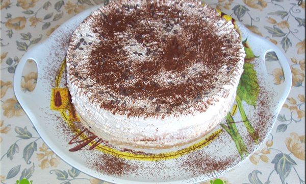Cheesecake con mascarpone e cioccolato