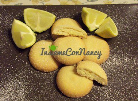 Grisbi con crema di limone