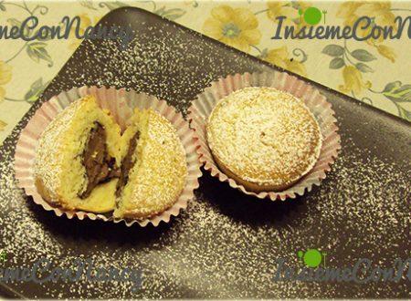 Bocconcini di pasta frolla con Nutella