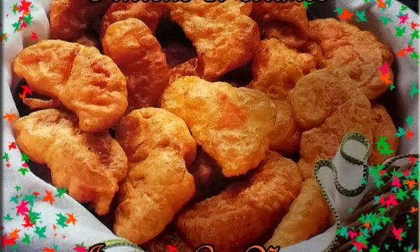 Frittelle di Arance