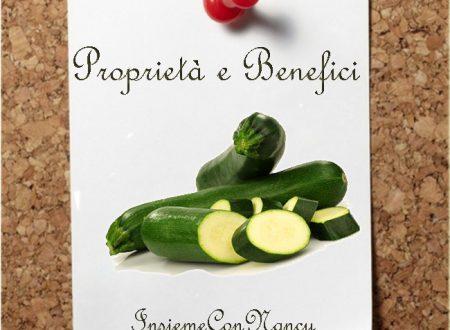Proprietà curative e benefici delle zucchine