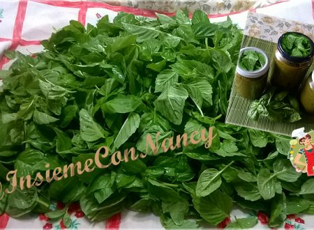 Come conservare il pesto in dispensa