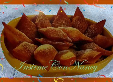 Rombi fritti di carnevale