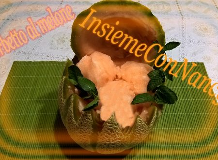 Sorbetto al Melone