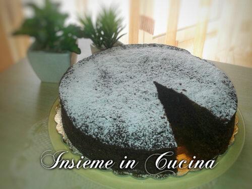 TORTA AL CIOCCOLATO ALL'ACQUA