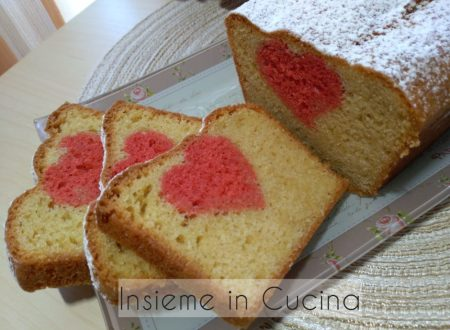 """PLUM CAKE """"CUORE DI MAMMA"""""""