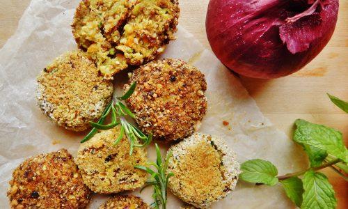 Polpette di quinoa e curcuma