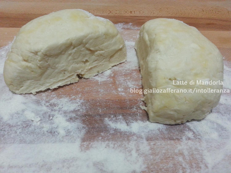 Pasta frolla senza burro e senza uova