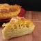 Frittata di pasta con formaggio