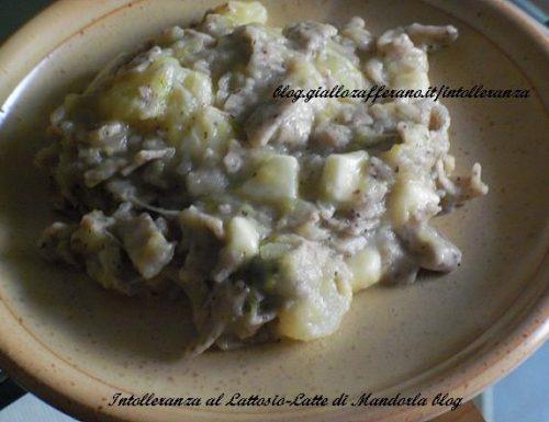 Pizzoccheri alla Valtellinese senza lattosio |  Ricetta a basso contenuto di lattosio