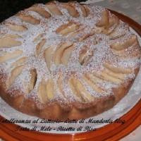 Torta di mele senza lattosio | Ricetta dolci