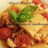 Pasta con scorfano e pomodorini | Ricetta primi piatti