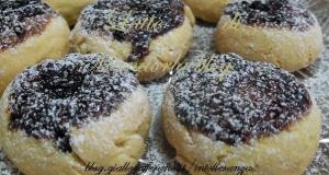 Biscotti con marmellata di mirtilli | Ricetta senza burro