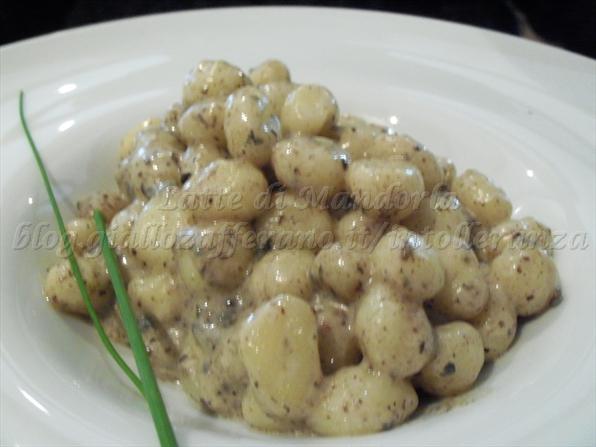 Ricette pasta crema di tartufo