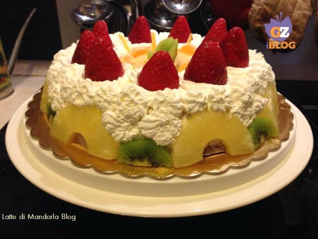 Torta Deliziosa all'Ananas