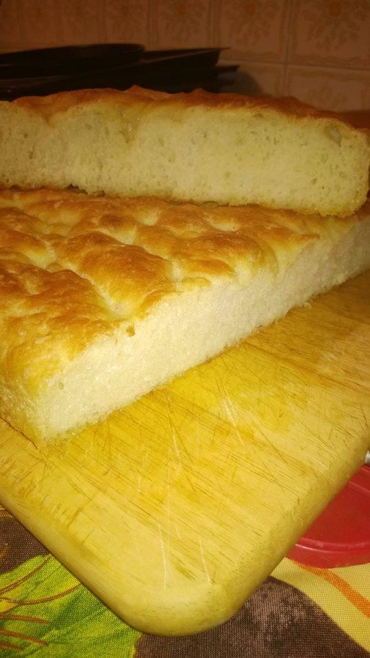 Focaccia, ricetta impasto base
