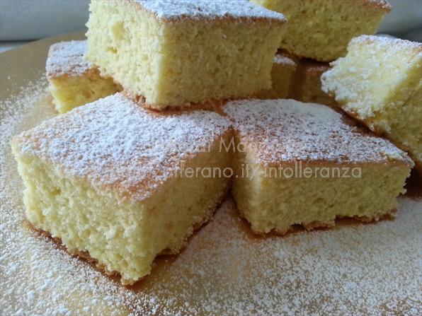 Quadrotti al limoncello senza latte e burro Latte di Mandorla Blog Copyright ©
