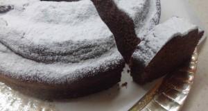 Torta nesquik, senza burro e latte
