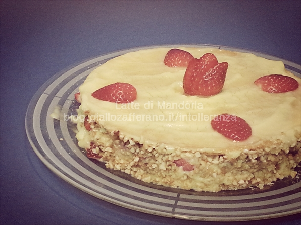 abbastanza Torte Compleanno Archives - Latte di Mandorla Blog | Ricette senza  NM28