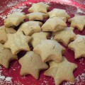 Biscotti al caffe' senza burro – Latte di Mandorla blog