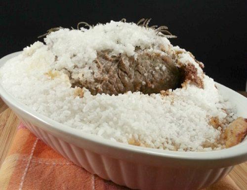 ROAST BEEF AL SALE ROSA DELL'HIMALAYA
