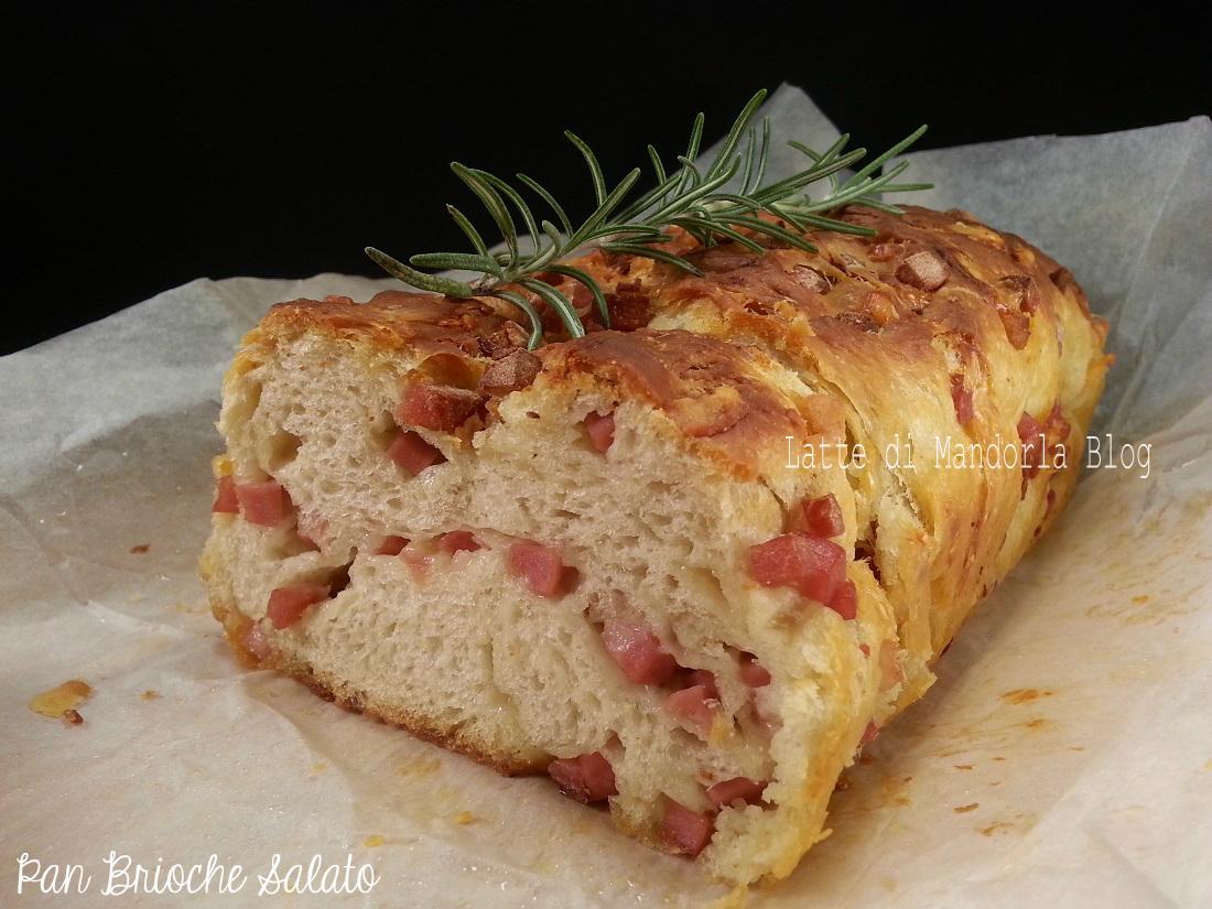 Préférence Pan Brioche salato soffice senza uova glutine lattosio WJ25