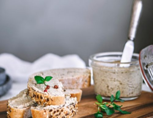 MARGARINA VEGETALE FATTA IN CASA SENZA GRASSI IDROGENATI