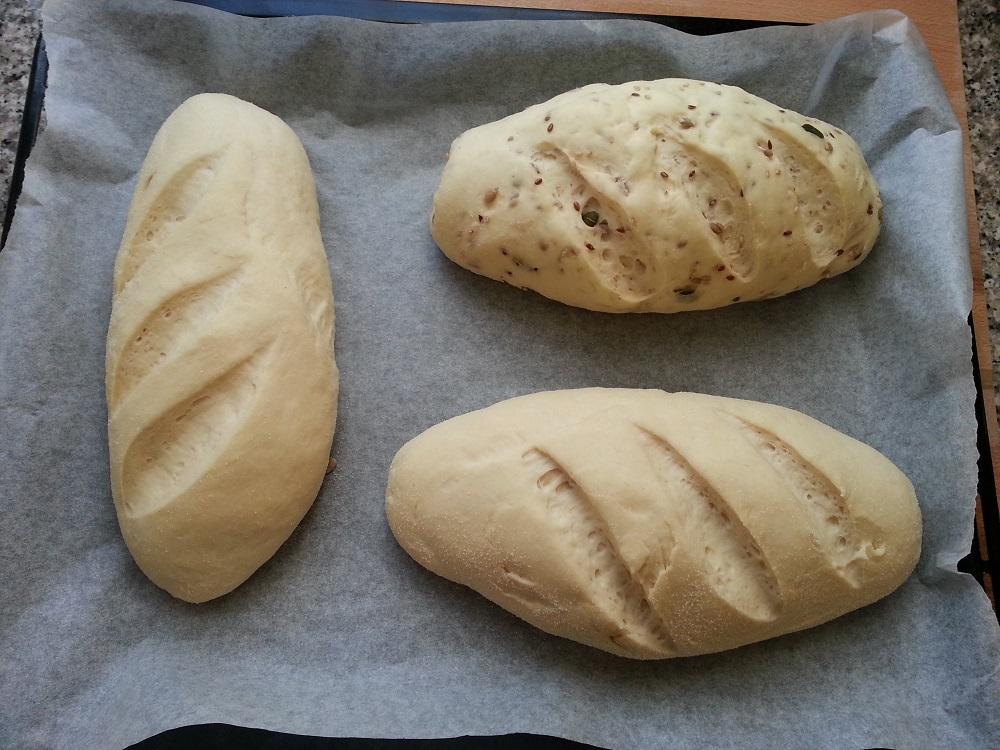 Ricetta Pane Giallo Zafferano.Pane Fatto In Casa Con Le Patate Latte Di Mandorla Blog Ricette Senza Lattosio